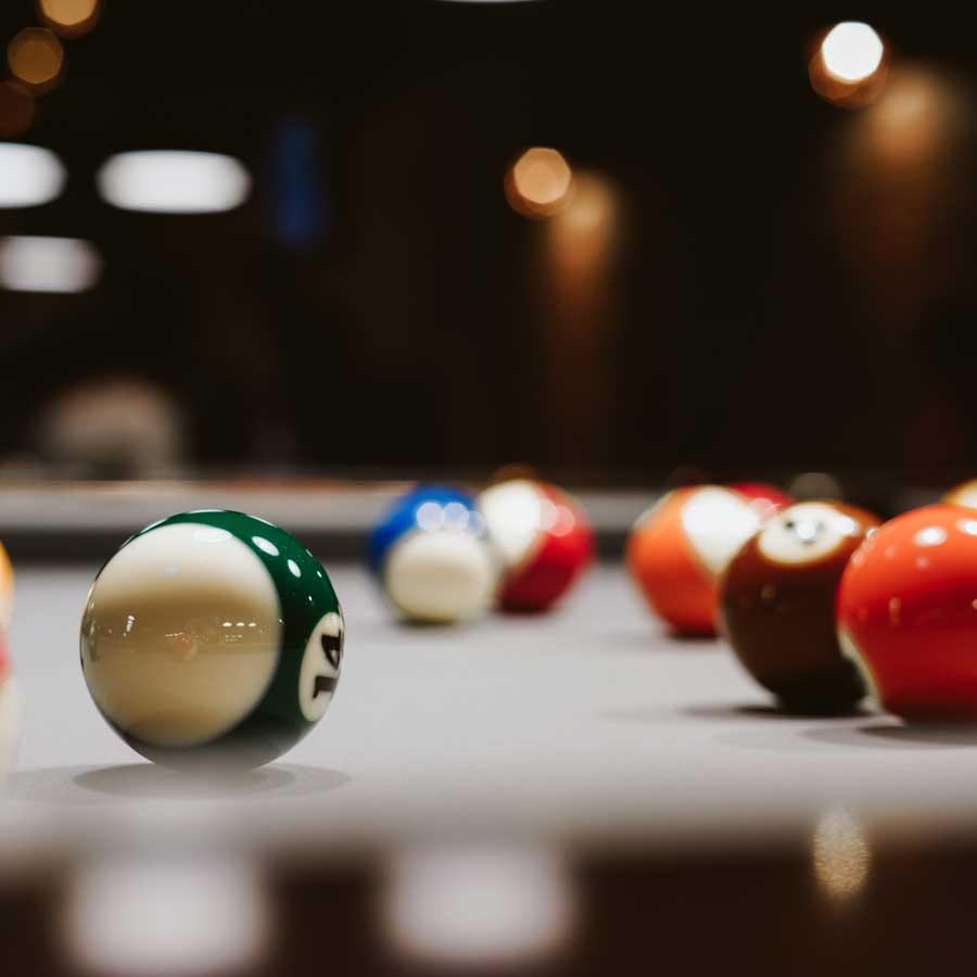 Billard und Snooker wie die Profis